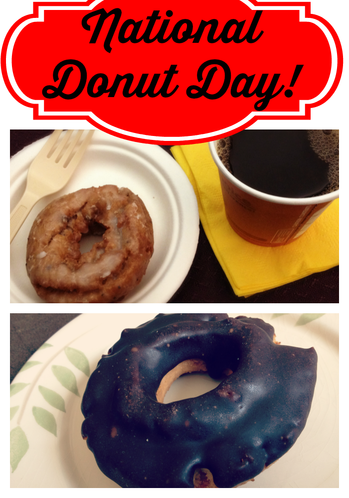 What did you eat for National Donut Day?