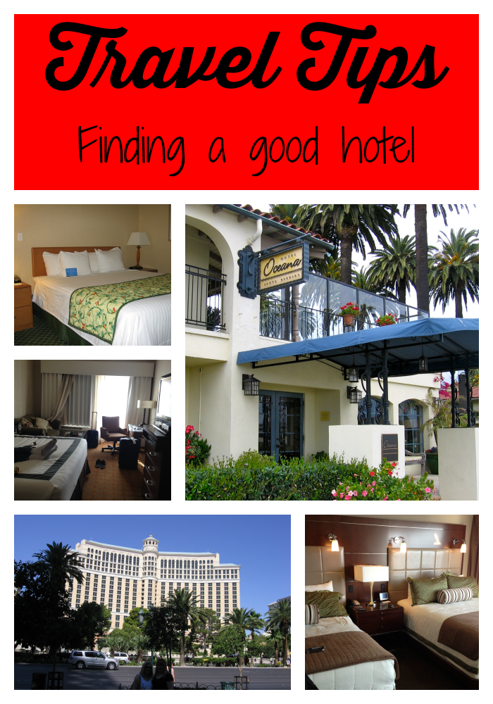 Travel Tips: Finding a good hotel via @WineTrvFood
